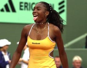 17 de Junho - 1980 – Venus Williams, tenista estado-unidense.