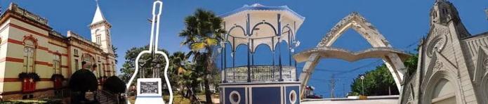 17 de Junho - Fotomontagem com símbolos da cidade — São Manuel (SP) — 147 Anos.