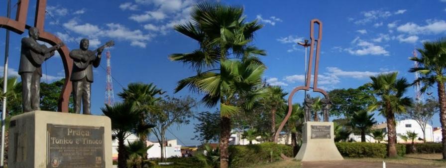 17 de Junho - Praça Tonico e Tinoco — São Manuel (SP) — 147 Anos.