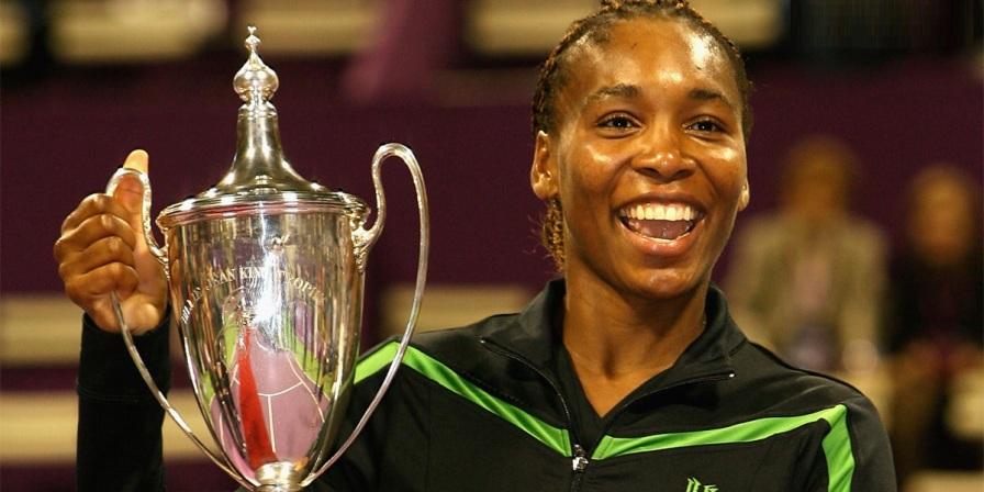 17 de Junho - Venus Williams, tenista, estado-unidense.