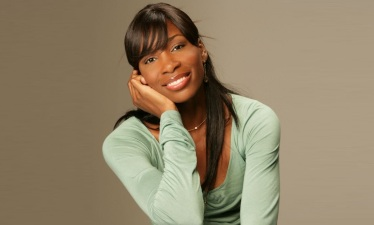 17 de Junho - Venus Williams - tenista norte-americana.