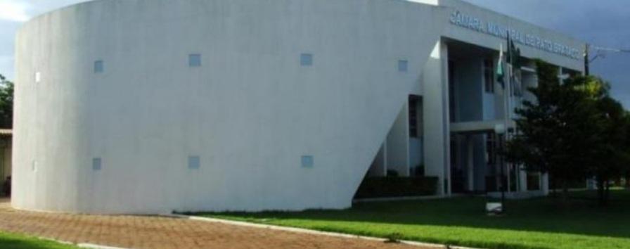 18 de Junho - Câmara Municipal de Pato Bragado (PR) — 27 Anos.