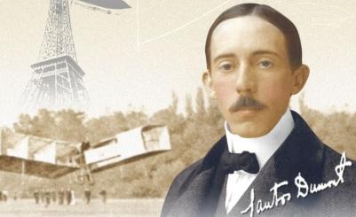 19 de Junho - Alberto Santos Dumont — Ribeirão Preto (SP) — 161 Anos.