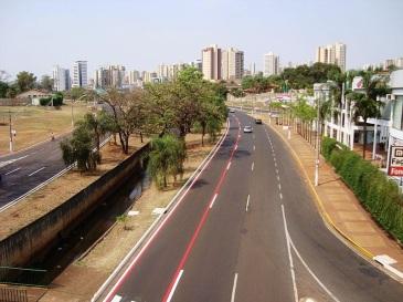 19 de Junho - Avenida Maurílio Biagi - Ciclo Faixa de Lazer — Ribeirão Preto (SP) — 161 Anos.