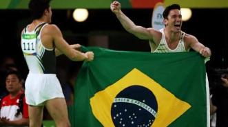 19 de Junho - diego hypollito, nory, rio 2016, prata, bronze, ginástica, olímpica, olimpíadas