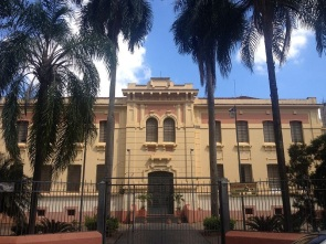 19 de Junho - O Gymnasio do Estado, (hoje Escola Estadual Otoniel Mota), fundado em 1907, foi o primeiro colégio do interior de São Paulo e o terceiro do Estado — Ribeirão Preto (SP