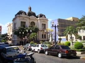 19 de Junho - Palácio do Rio Branco, sede da prefeitura do município — Ribeirão Preto (SP) — 161 Anos.