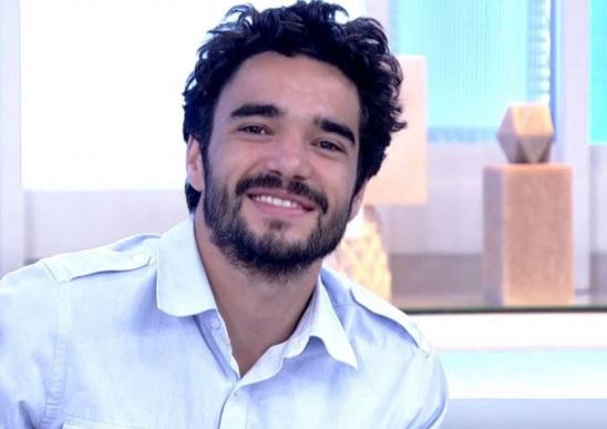 2 de Junho - 1980 - Caio Blat de Oliveira, ator brasileiro - Em programa de televisão.