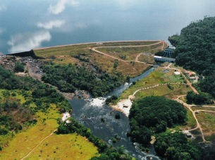 2 de Junho - Barragem Usina Braço Norte pela BR 163 sentido Cuiabá-Santarém. Guarantã do Norte - MT.
