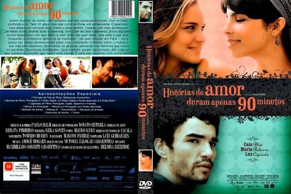 2 de Junho - Histórias de Amor Duram Apenas 90 Minutos.