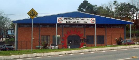 20 de Junho - Centro Tecnológico de Metalurgia da Universidade de Caxias do Sul (RS) — 127 Anos.