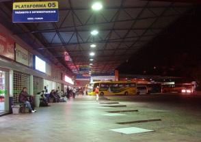 20 de Junho - Estação rodoviária de Caxias do Sul (RS) — 127 Anos.
