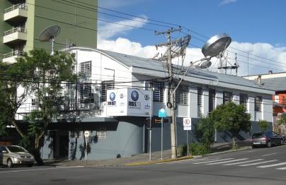 20 de Junho - Instalações da RBS TV Caxias do Sul (RS) — 127 Anos.