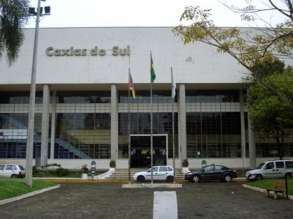 20 de Junho - Prefeitura da cidade — Caxias do Sul (RS) — 127 Anos.