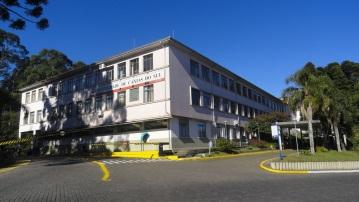 20 de Junho - Reitoria da Universidade de Caxias do Sul (RS) — 127 Anos.