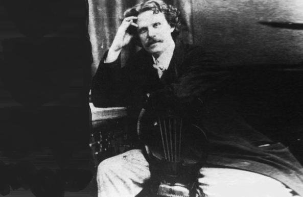 21 de Junho - 1886 — Daniel Dunglas Home, médium escocês (n. 1833).