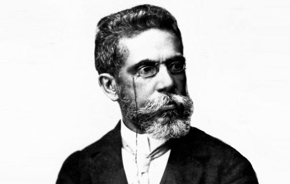 21 de Junho - Machado de Assis aos 57 anos, 1896.