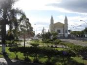 21 de Junho - Praça da Igreja Matriz — Santa Cecília (SC) — 59 Anos.