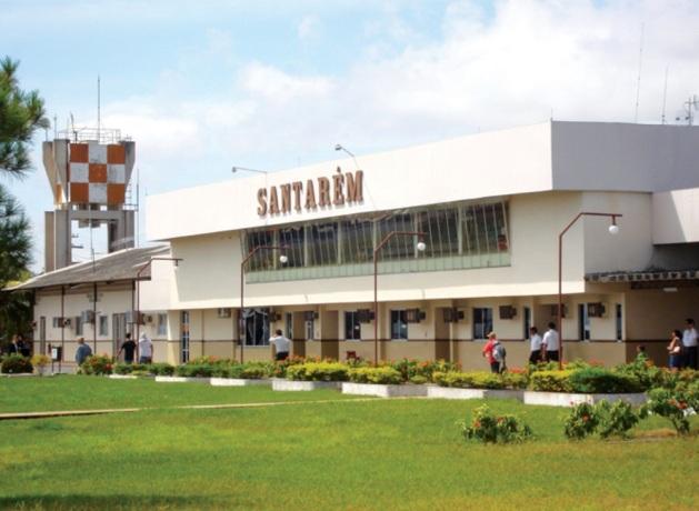 22 de Junho - Aeroporto — Santarém (PA) — 356 Anos.