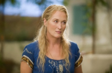 22 de Junho - Meryl Streep - atriz, em 'Mamma Mia'.