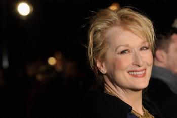 22 de Junho - Meryl Streep, atriz estadunidense.