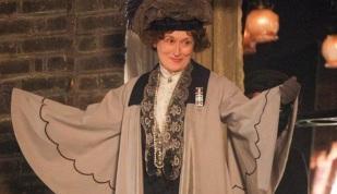 22 de Junho - Meryl Streep vive a ativista feminista Emmeline Pankhurst, em 'As sufragistas'.