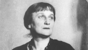 23 de Junho - 1889 – Anna Akhmatova, poetisa russa (m. 1966).