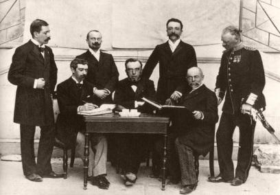 23 de Junho - 1894, na Sorbonne, no coração de Paris, delegados de nove países fundam o Comitê Olímpico Internacional (COI).
