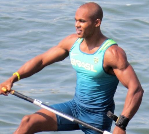 23 de Junho - 1990 – Erlon Silva, canoísta brasileiro.