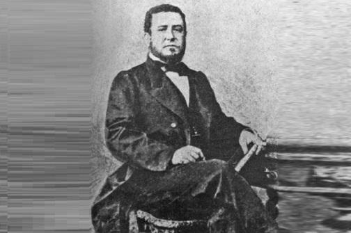24 de Junho - 1820 - Joaquim Manuel de Macedo, escritor brasileiro (m. 1882).