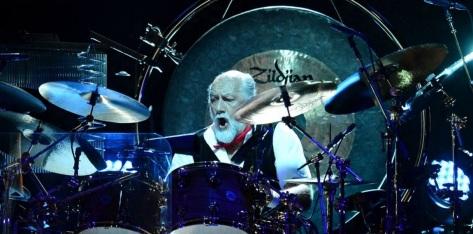 24 de Junho - 1947 – Mick Fleetwood, músico britânico, co-fundador e baterista da banda de rock e blues Fleetwood Mac.