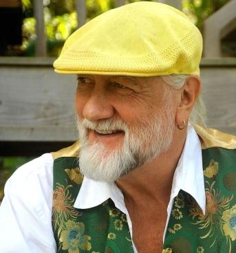 24 de Junho - 1947 – Mick Fleetwood, músico britânico, co-fundador e baterista da banda Fleetwood Mac.