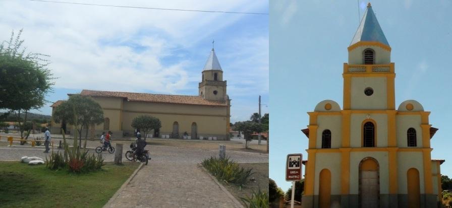 25 de Junho - Igreja Matriz da Paróquia N. Sra da Conceição — Porto (PI) — 97 Anos.