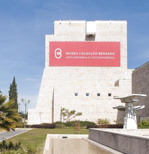 25 de Junho - Museu Colecção Berardo, inaugurado em 2007.
