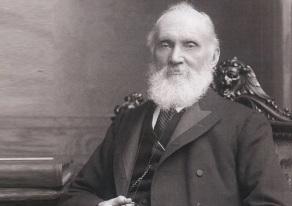 26 de Junho - 1824 – William Thomson Kelvin, físico-matemático e engenheiro britânico.