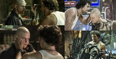 27 de Junho – Matt Damon e Wagner Moura no filme 'Elysium'.