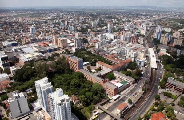 27 de Junho – Tomada aérea da cidade — Canoas (RS) — 78 Anos.