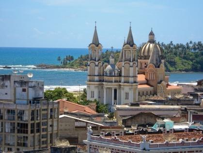 28 de Junho – Catedral de São Sebastião — Ilhéus (BA) — 483 Anos.
