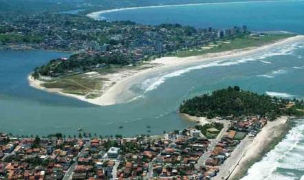 28 de Junho – Tomada aérea das praias — Ilhéus (BA) — 483 Anos.
