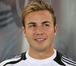 3 de Junho - 1992 – Mario Götze, futebolista alemão.