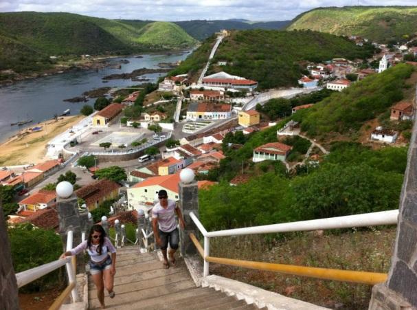 3 de Junho - Escadaria - Piranhas (AL) - 130 Anos.
