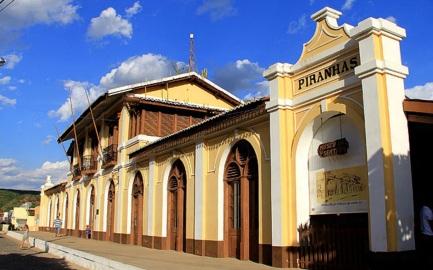 3 de Junho - Museu do Sertão - Rota do Cangaço - Piranhas (AL) - 130 Anos.