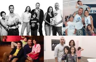 3 de Junho - O chef Alex Atala e familia.