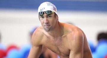 30 de Junho — Michael Phelps - nadador.