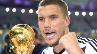 4 de Junho - 1985 – Lukas Podolski, futebolista alemão.