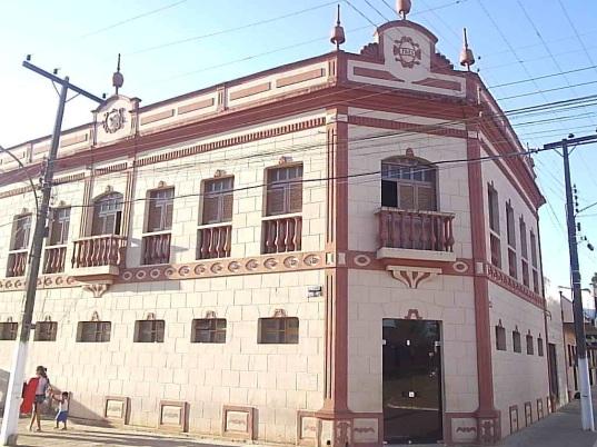 4 de Junho - Escola Municipal Fernando Augusto Pinto - Joaquim Nabuco (PE) - a Terra do Açucar.