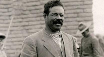 5 de Junho - 1878 – Pancho Villa, comandante da Revolução Mexicana (m. 1923).