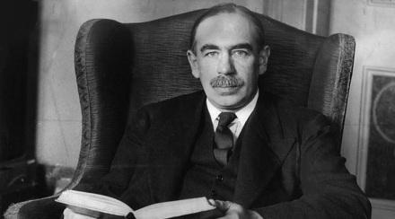 5 de Junho - 1883 – John Maynard Keynes, economista britânico (m. 1946).