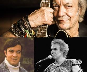 5 de Junho - 1941 – Erasmo Carlos, cantor, compositor, músico, escritor brasileiro.