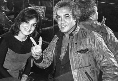5 de Junho - 1941 - Erasmo Carlos, cantor, compositor, músico e escritor brasileiro - com Narinha.